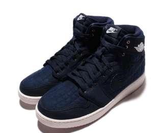 全新 NIKE AIR JORDAN 1 KO HIGH OG 籃球鞋,原價5400元