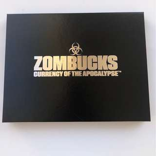 20-Zombucks-Currency of the Apocalypse-1 oz Silver-1 oz Copper-Provident Metals