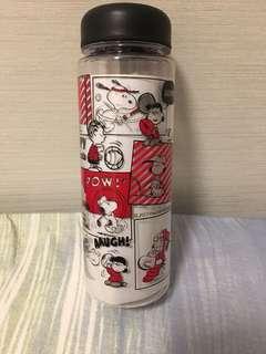 Japan Snoopy drink bottle 史奴比水樽