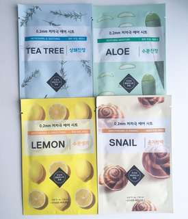 Etude House 0.2 Therapy Air Mask