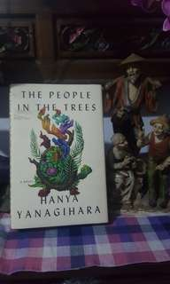 People in the trees by hanya yanagihara (english)