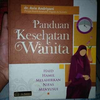 """Buku """"Panduan Kesehatan Wanita"""""""