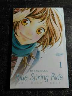 Ao Haru Ride / Blue Spring Ride V.1 BINDO