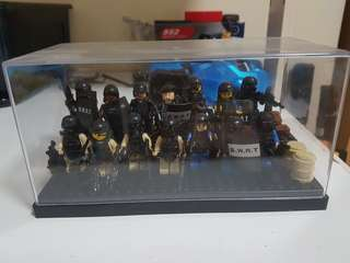 Lego Police force/SWAT