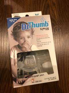 Dr. Thumb (Thumb sucking treatment Guard)