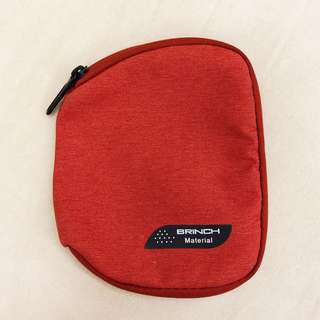 BRINCH Accessory Bag - red 紅色 收納袋