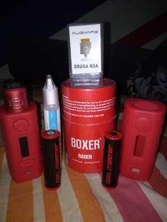 Vape BOXER raider