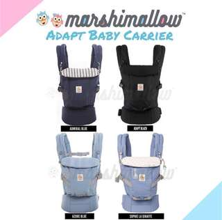 Ready Stock! Adapt Baby Carrier 3 position (No infant insert required)