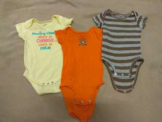 Rompers (0-3mths)