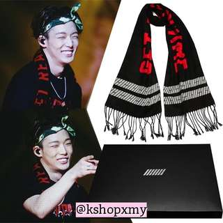 IKON Showtime Knitted Scarf