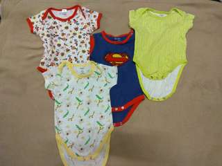Rompers (6-9mths)