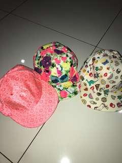 Colorful Forever 21 Snapback Hat