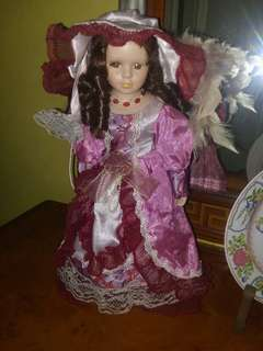 Authentic vintage porcelain dolls for sale