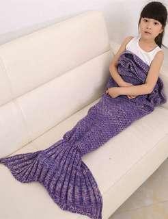 Mermaid Blanket #letgo4raya