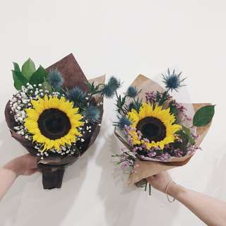 GRAD FLOWERS | SUNFLOWER