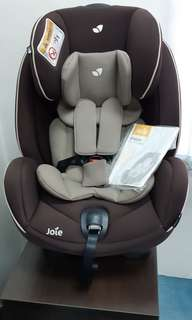 Joie Stages Car Seat (New Born~7 Years Old)
