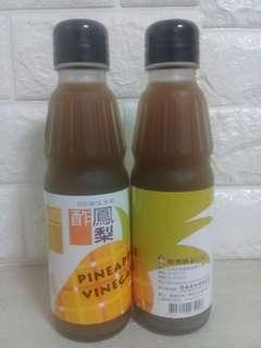 🚚 (全新)鳳梨醋 鳳梨酢300ml