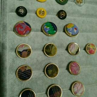🚚 鈕釦包布 DIY材料