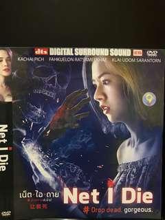 Dvd Thailand movie, Net I Die