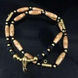 Thai Amulet ( Wood)