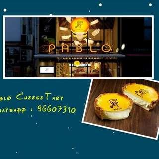 日本Pablo 芝士撻/芝士蛋糕