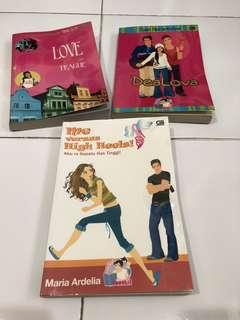 Novel Karya Anak Bangsa