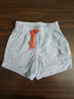 Carters Striped Shorts