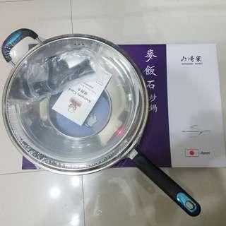 麥飯石炒鍋