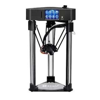 2017 BIQU MAGICIAN New Generation Delta 3D Printer (Black)