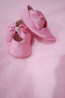 Pear and Honey Pink Shoes