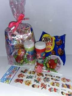 Customised Little Mermaid Bubbles Pack