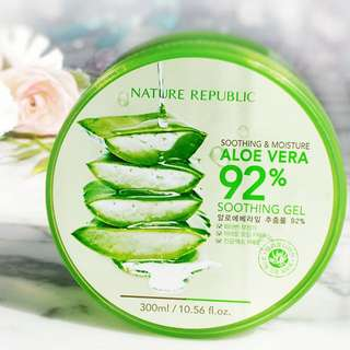 Nature Republic Aloe Vera Original 100%