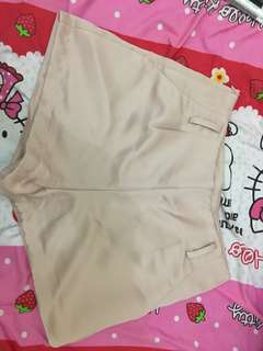 Pink peach shortpants