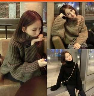 winter clothing Korea fashion sweater