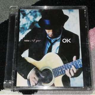 CD A-yue Zhang Zhen Yue - OK 張震嶽