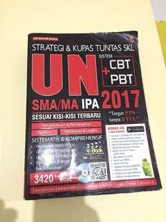 Buku Strategi & Kupas Tuntas SKL UN SMA/IPA