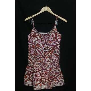 Floral summer dress  * small - medium *