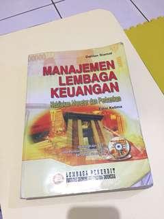 Manajemen Lembaga Keuangan, Kebijakan Moneter dan Perbankan, Edisi Kelima, Dahlan Siamat