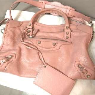 Balenciaga Bag baby pink
