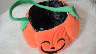 MAY2018 : PUMPKIN TRICK OR TREAT BAG
