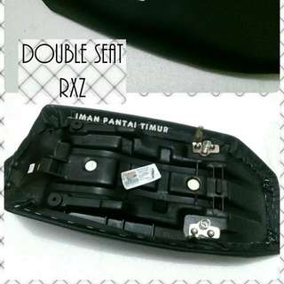 DOUBLE SEAT RXZ MADE IN MALAYSIA RM95