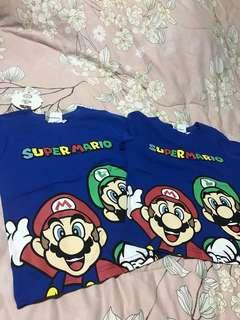 Super Mario boys tee