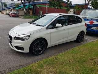 BMW 218i Active Tourer Auto Business