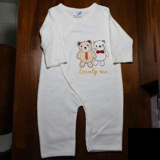 Baby Sleepsuits LovelyBear (Long-Sleeve)