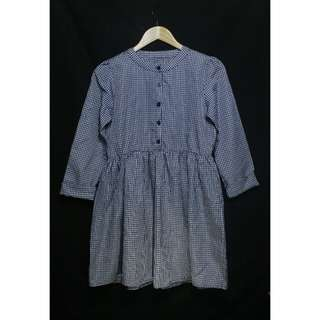 Gingham inspired dress  * small - med * very pretty! never been used
