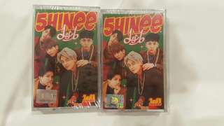 🚚 限量SHINee 1of1絕版卡帶