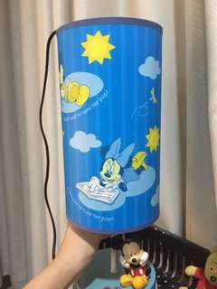 Mickey bed lamp (lampu tidur)