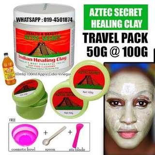 Aztec Secret Healing Indian Clay 50g