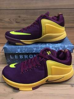 APR 18 MENS LEBRON SHOES (DHD) #IT
