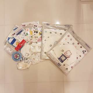 Assorted Baby Products